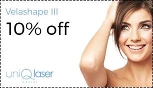 Velashape III coupon